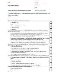 Test 81 - Institutul de Management in Asigurari