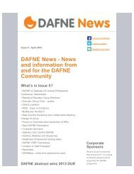 Download the April 2013 Edition here. - Dafne