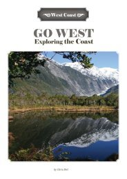 GO WEST - West Coast New Zealand