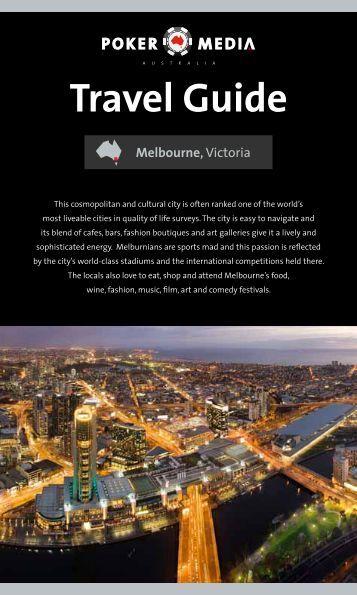 Melbourne - Poker Media