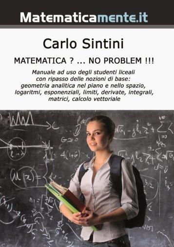 Leggi le prime pagine del libro - Lo shop di Matematicamente.it