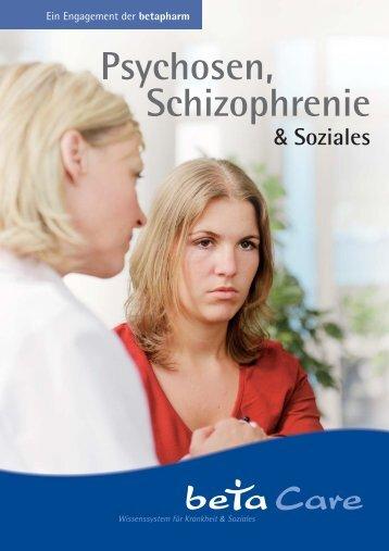 Ratgeber Psychosen - Schmerzzentrum Ludwigshafen
