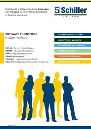 software engineering - schiller-gruppe.de