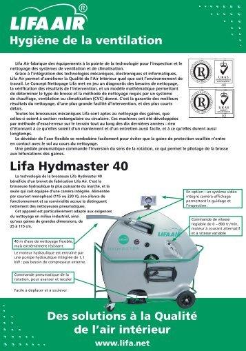 Lifa Hydmaster 40 - Lifa.net