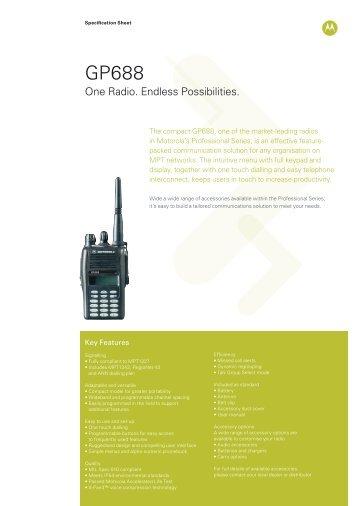 One Radio. Endless Possibilities. - Entropia Network