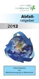 ratgeber - Stadt Rödermark