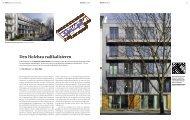 Den Holzbau radikalisieren - roedig.schop architekten berlin
