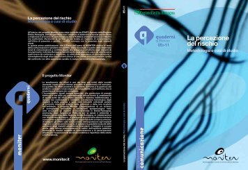 La percezione del rischio - ER Partecipazione - Regione Emilia ...