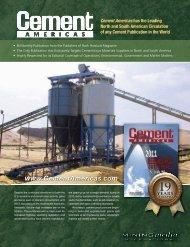 Cement Americas 2012 Editorial Calendar - Mining Media ...
