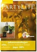 Juhannustaikaa... - PartyLite - Page 5