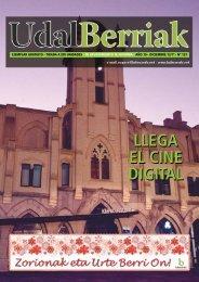 Udalberriak 157-Castellano.pdf - Ayuntamiento de Balmaseda