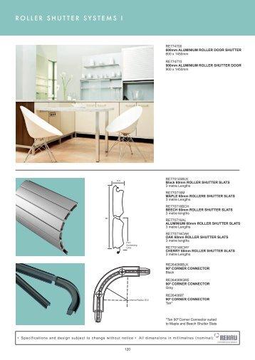 roller shutter systems - Roco