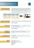 SG Type - Romani GmbH - Page 2