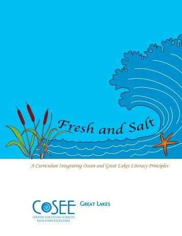 A Curriculum Integrating Ocean and Great Lakes Literacy Principles