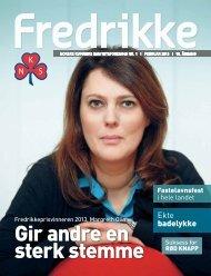 Gir andre en sterk stemme - Norske Kvinners Sanitetsforening