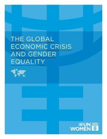 theglobaleconomiccrisisandgenderequality-en pdf