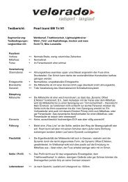 Testbericht: Pearl Izumi EM Tri N1 - Velorado