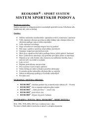 Tehnički Listovi - Info Market