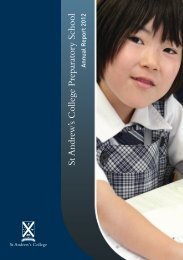StAC Preparatory School Annual Report 2012 [1.6 MB] - St Andrew's ...