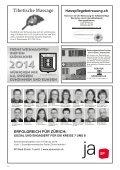 Ausgabe 8, Dezember 2013 - Quartier-Anzeiger für Witikon und ... - Page 6