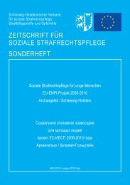Soziale_Strafrechtspflege_47.pdf - Schleswig-Holsteinischer ...