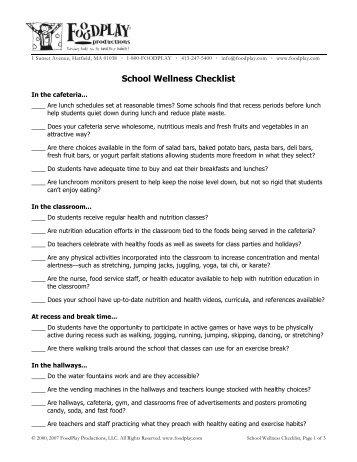 the circle of life academy local school wellness plan i purpose