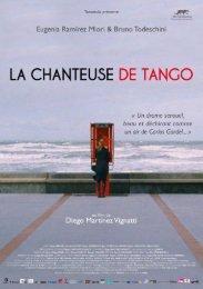 La Chanteuse de tango - Dossier de Presse - Tamasa distribution