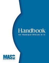 Handbook for Municipal Elected Officials - Municipal Association of ...
