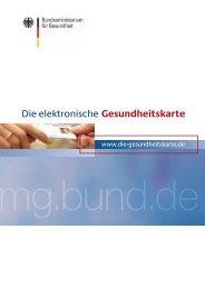 Die elektronische Gesundheitskarte - Zahnarzthelferin Exklusiv