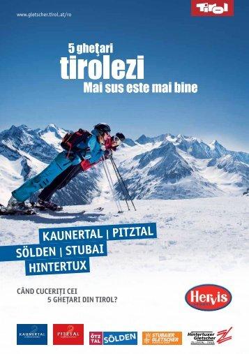 Sölden | STubai hinTerTux KaunerTal | PiTzTal - Tirol