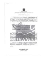 Licença Prévia do IBAMA para o Aproveitamento ... - Xingu Vivo
