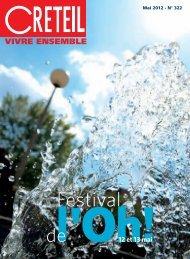 Vivre en semble - mai 2012 - Créteil