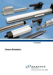 Linear Actuators - Setec-Group