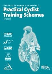 Practical Cyclist Training Schemes - RoSPA