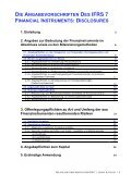 Die Angabevorschriften des IFRS 7 - Seite 3