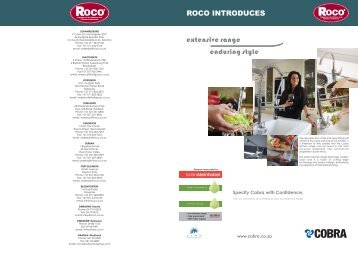Specify Cobra with Confidence. - Roco