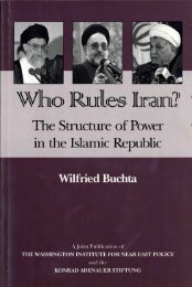 Who Rules Iran? - The Washington Institute for Near East Policy