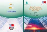 Guía Técnica de Iluminación Eficiente - Fundación de la Energía de ...