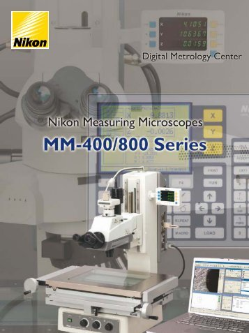 Digital Imaging & Metrology