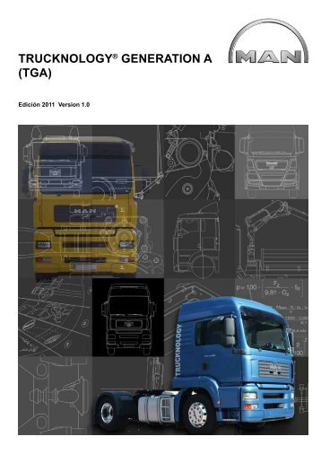 TRUCKNOLOGY® GENERATION A (TGA) - MANTED