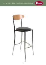 Bar Stools And Kitchen Nook Stools - Roco