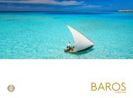 English version - Baros Maldives