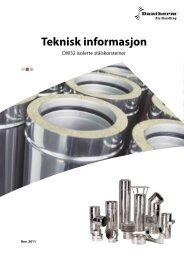 DW32 Teknisk informasjon - Dantherm