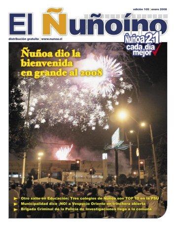 01. 2008 - Municipalidad de Ñuñoa