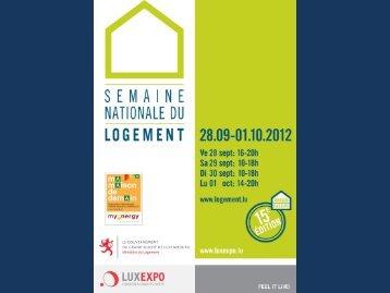Conférence de presse (pdf - 1049 Ko) - Ministère du logement
