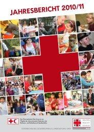 Jahresbericht 2010/11 - Rotes Kreuz