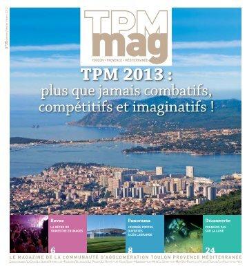 PDF 4.03 Mo - Communauté d'Agglomération Toulon Provence ...