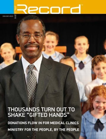 """THOUSANDS TURN OUT TO SHAKE """"GIFTED ... - RECORD.net.au"""
