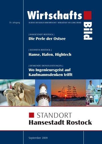 Standort Rostock - Gesellschaft für Wirtschafts-  und ...