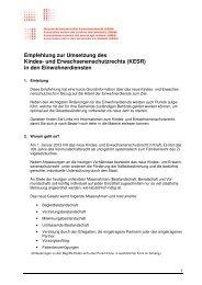 Empfehlung des VSED (Dezember 2012) - Verband ...